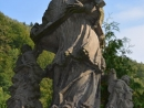 Nad téměř každoročním rozvodněním Tiché Orlice bdí sv. Jan Nepomucký