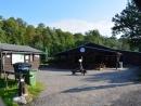 Tábořiště v Cakli
