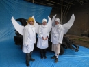 Andělský tým připraven.