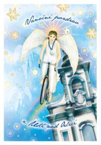 Vánoční pohlednice 2016